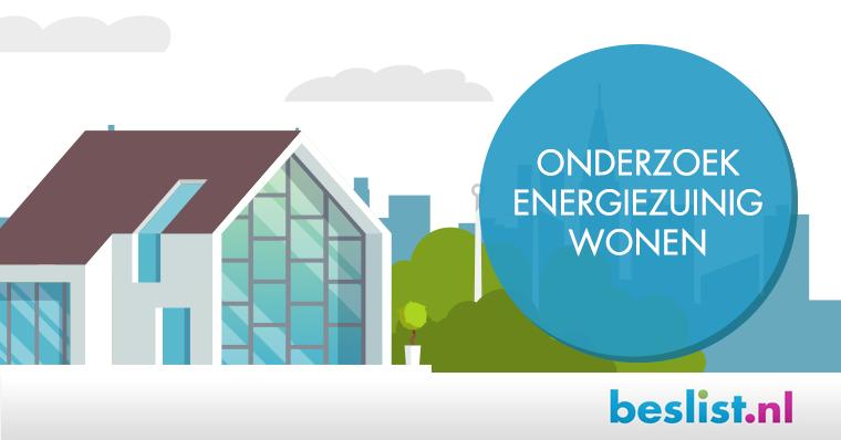 Afbeelding: onderzoek energiezuinig wonen